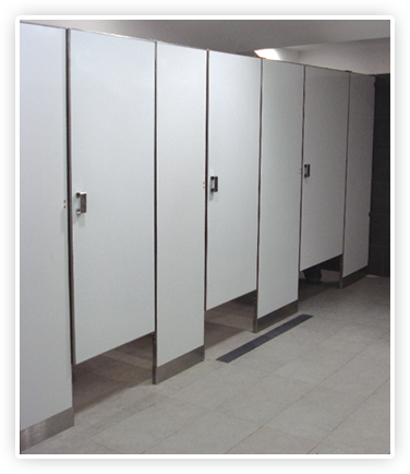 Mamparas para sanitarios p blicos sanimodul mamparas para ba os mamparas elegantes puertas - Puerta para discapacitados medidas ...